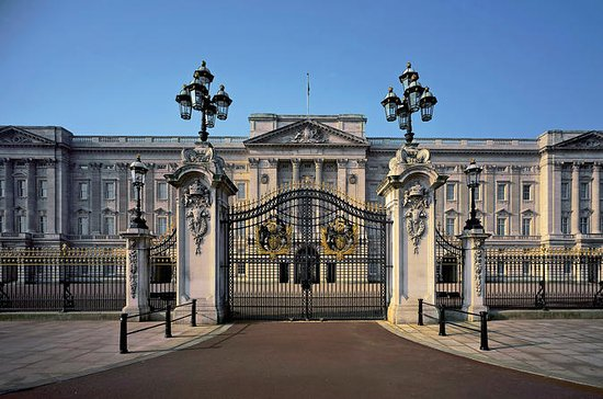 Buckingham Palace Tour with Afternoon Tea at Prestigious Hotel