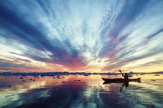 Ilulissat Midnight Sun Kayaking