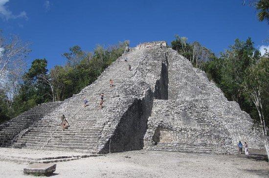 Coba Ruins, Tulum and Cenote Tankach-Ha...