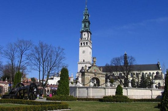 Excursão a Mosteiro de Czestochowa...