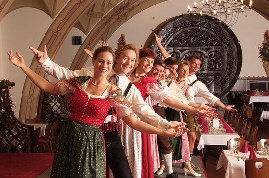Austrian Dinner Show in Vienna