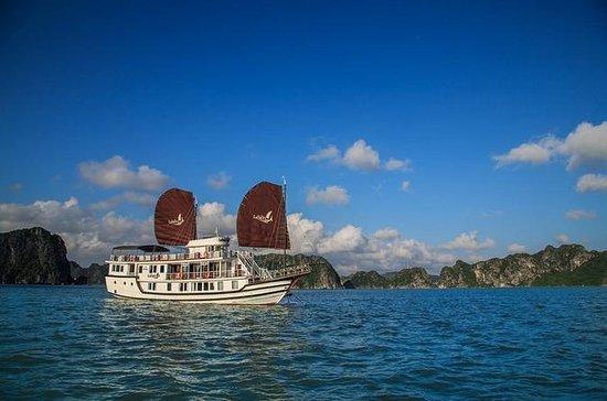 3-Day Halong Bay Cruise plus Cua Van...