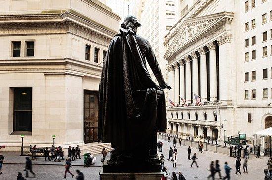 Lower Manhattan Tour: Wall Street and...