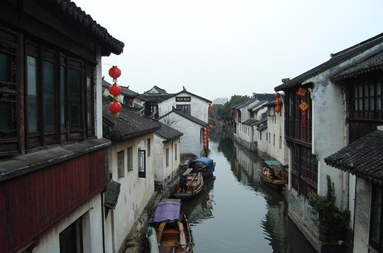 Private Day Trip: Tongli Water Town...