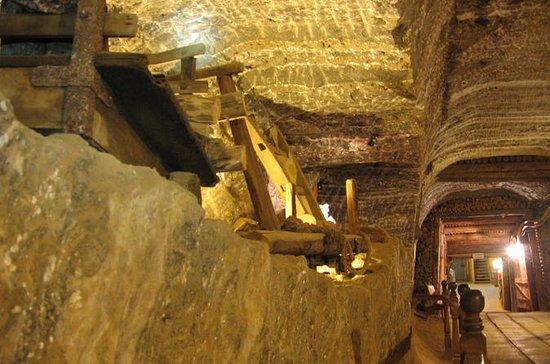 Bochnia Salt Mine Tour fra Krakow