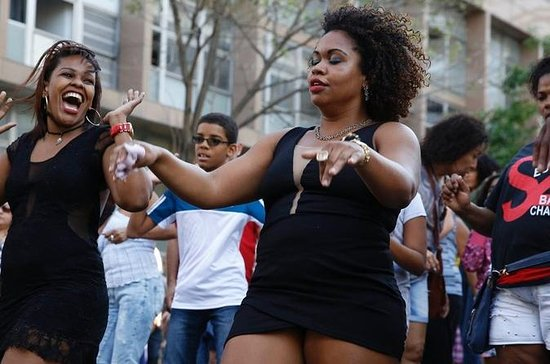 'Bailes of Madureira' Performance in Rio de Janeiro