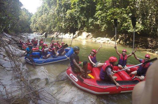 Gopeng Rainforest White Water Rafting