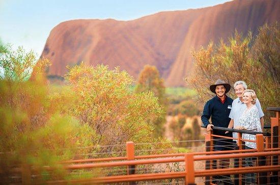 Ayers Rock (Uluru) Sunrise, Sunset; BBQ, Kings Canyon Option