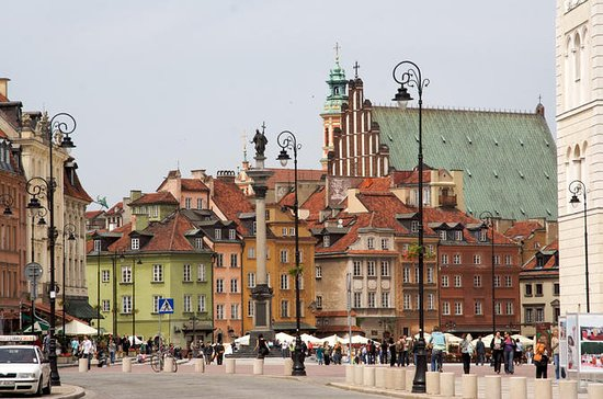 Warsaw Sightseeing Tour with English...