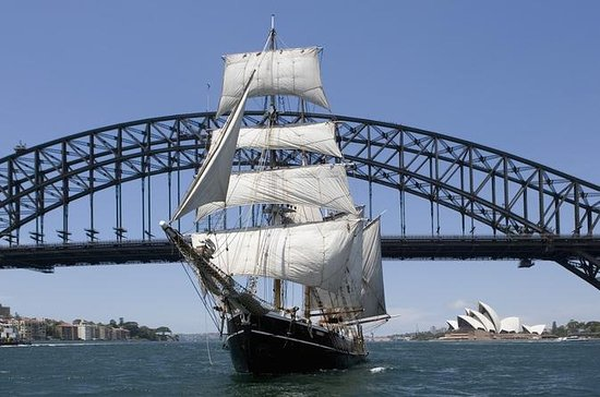 Australia Day Tall Ship Cruises on...