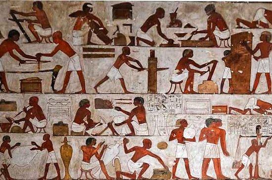 Tagestour zum Ramesseum Tempel...