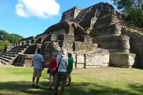 Belize Cave Tubing and Altun Ha...