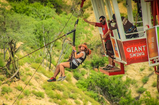 Giant Swing in Los Cabos