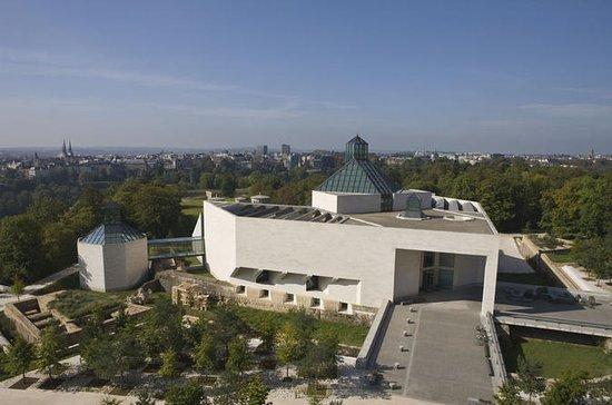 Museo de arte moderno de Luxemburgo...