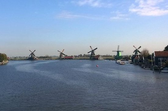 Private Tour: Zaan River Cruise...