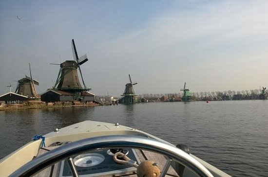 Tour privado: Zaanse Schans y River...