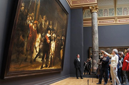 Private Tour: Skip the Line Ticket and Guided Tour of the Rijksmuseum...