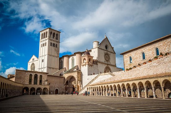 Full-Day Private Tour to Perugia and...
