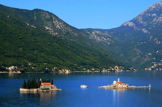 Visite privée de la baie de Kotor...