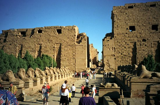 Day Tour To Luxor from Hurghada, Red...