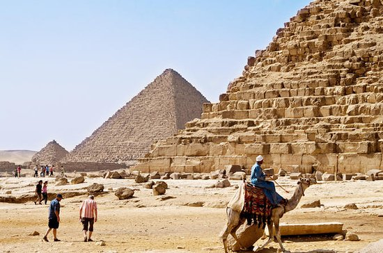 Day Tour to Cairo from Hurghada by Air...
