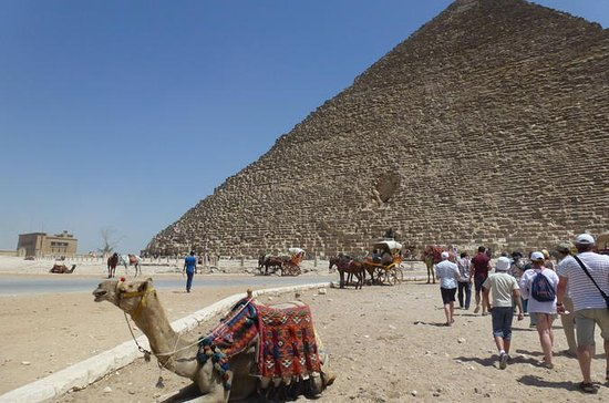 Private Tour: 2-Day Cairo and Luxor...