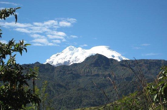 Nuit au volcan Antisana et Papallacta...