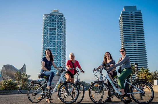 Barcelona E-Bike Photography Tour