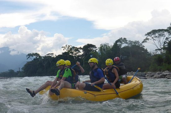 Private Tour: Whitewater Rafting in...