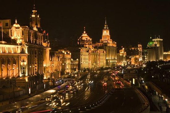 Private Tour: Shanghai at Night with...