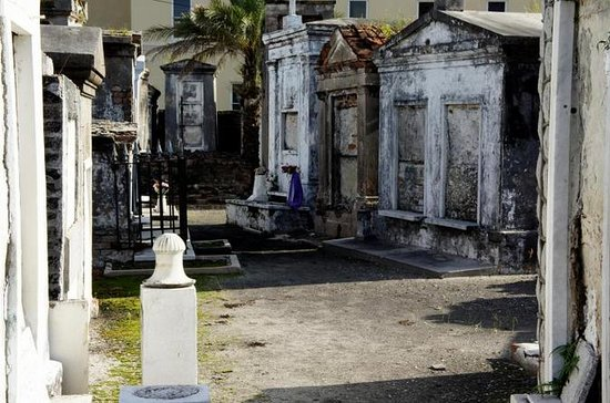 Cemetery and French Quarter Walking...