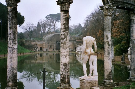 Tivoli Tour With Hadrian's Villa...