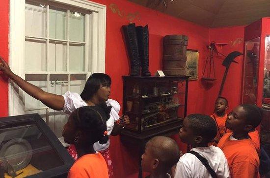 Musée du patrimoine des Bahamas...