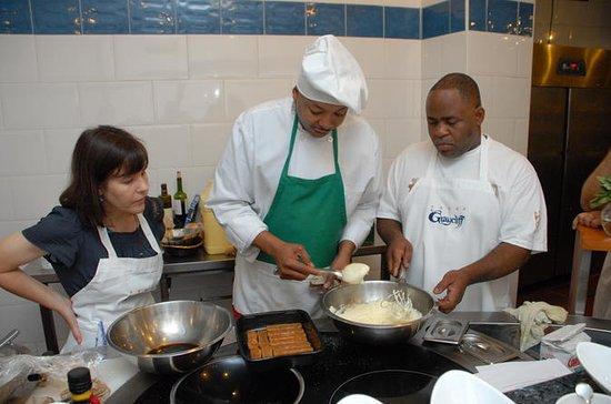 Graycliff Restaurant Bahamian Cooking Class