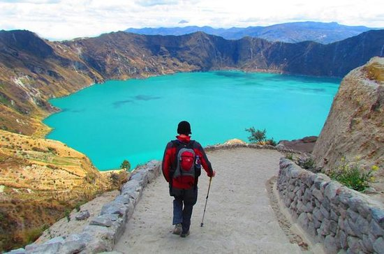 Full-Day Quilotoa Lake Hiking Tour...