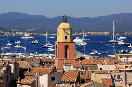 Nice to Saint Tropez Panoramic...