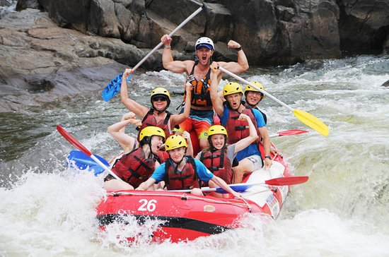 Barron Gorge White-Water Rafting from Cairns or Port Douglas