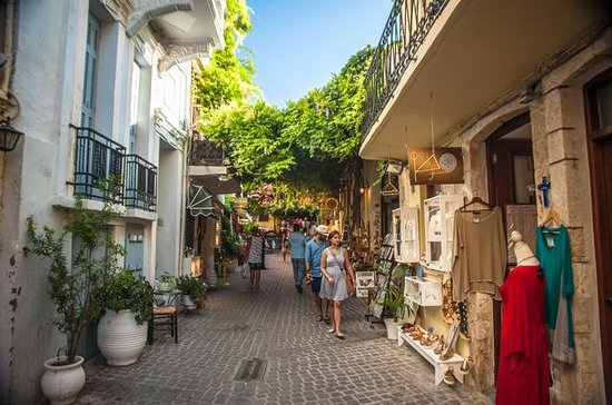 Street Stories of Chania Morning Tour ...