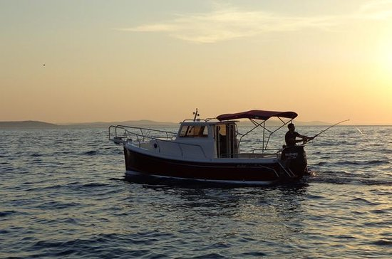 Zadar Big Fishing Game Full Day Trip