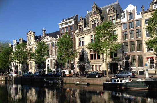 Private Tour: 8h Amsterdam and...