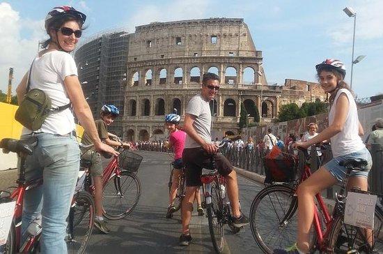 Privat rundtur i Rom med cykel - En ...