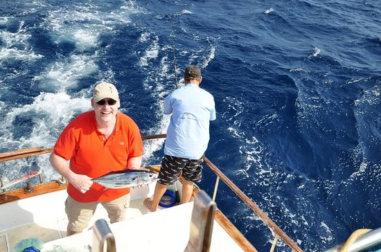 Half-Day Private Deep Sea Fishing...