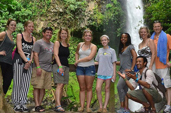 4-in-1 Arenal Volcano Tour: Hanging...