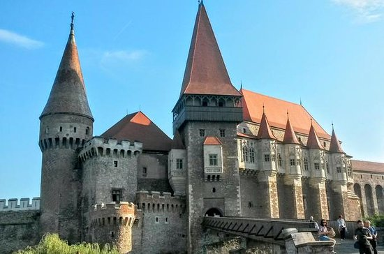 7-Day Transylvania Castles Tour from...