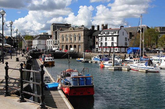 Plymouth one-day private guided tour