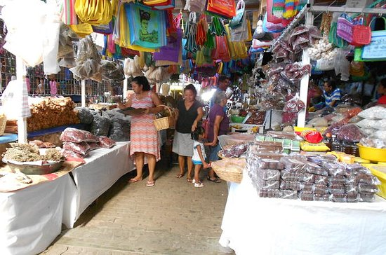 Puerto Escondido City and Shopping...