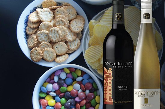 Konzelmann Estate Winery: Junk Food...