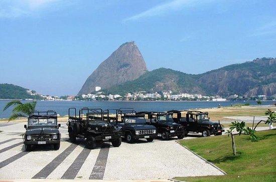 Excursión de día completo en jeep por Río de Janeiro, incluidos el...