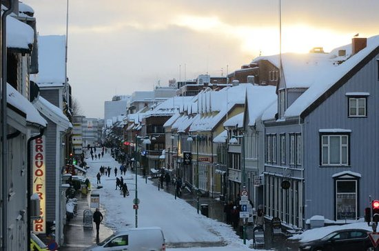 Essential Tromso: Historical City Walk