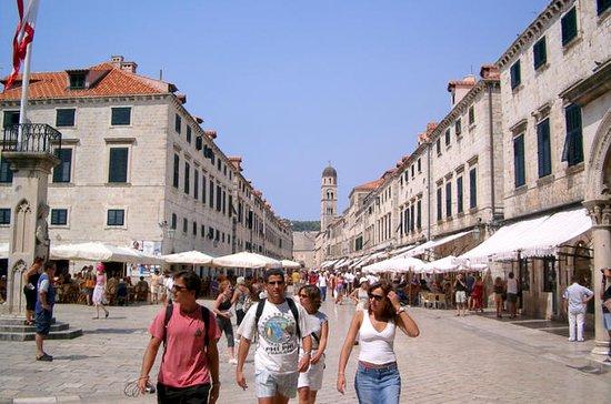 ドゥブロヴニク旧市街のプライベートガイド付きツアー